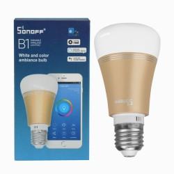 Żarówka WiFi LED E27 RGB Sonoff