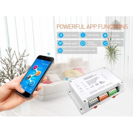 SONOFF Basic Zdalny włącznik WiFi 230V