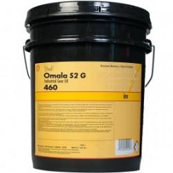 Shell Omala S2 G 460 20L Olej przekładniowy