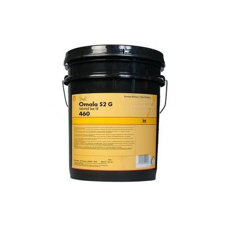 Shell Omala S2 GX 460 20L Olej przekładniowy