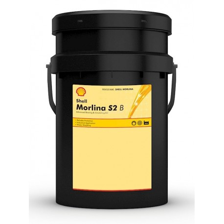 Shell Morlina S2 BL 20L Olej maszynowy