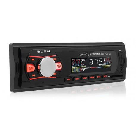 AVH-8602 radio blow