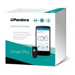 Pandora Smart Pro - Mitsubishi Outlander Montaż
