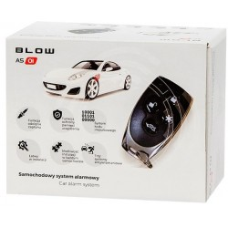BLOW AS01 Uniwersalny alarm samochodowy