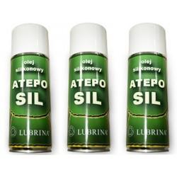 Lubrina ATEPO SIL preparat silikonowy 400ml