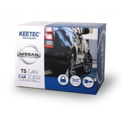 TS CAN Nissan Dedykowany alarm cyfrowy
