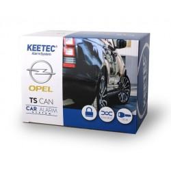 TS CAN Opel Dedykowany alarm cyfrowy