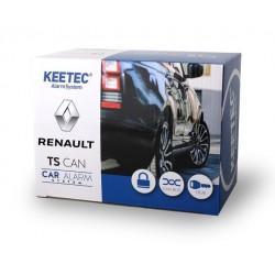 TS CAN Renault Dedykowany alarm cyfrowy