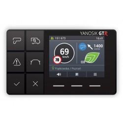 Yanosik GTR - nowoczesny asystent kierowcy