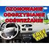 OZONOWANIE - usługa dla pojazdów - Łódź