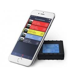 DOTSENS DS1 Lokalizator GPS z odcięciem i z funkcją alarmu On-Line