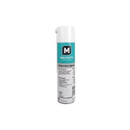 separator spray molykote 400ml