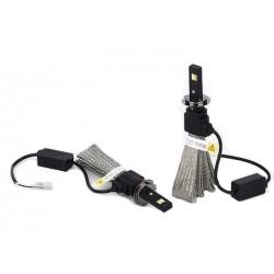 Światła mijania HID LED H1 CSP 3200lm 2X30W