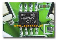 PCB hcs