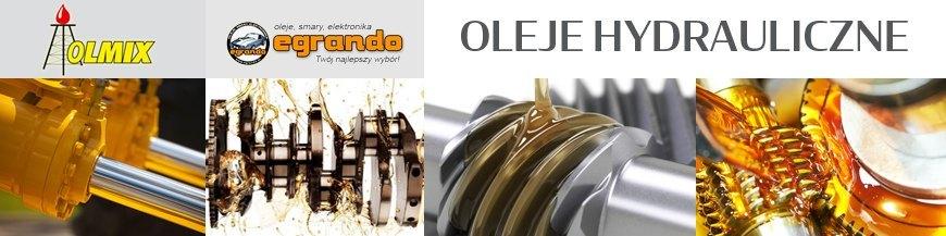 ● Oleje hydrauliczne
