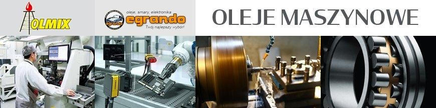 ● Oleje maszynowe i obiegowe