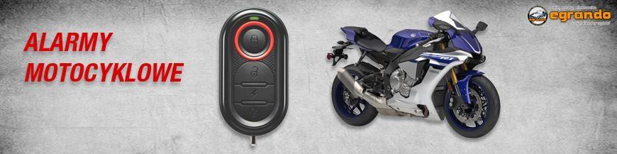 Alarmy motocyklowe
