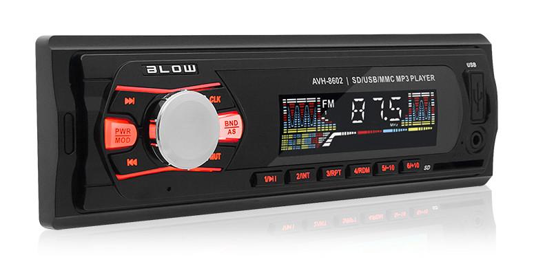 radio blow
