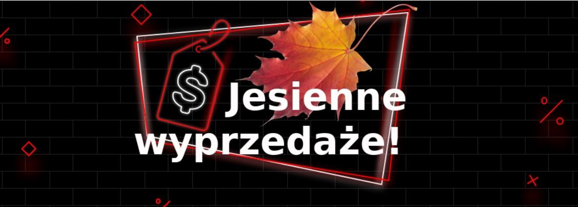 jesienne wyprzedaże z egrando.pl
